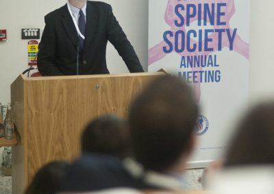 John Carey Spine Society